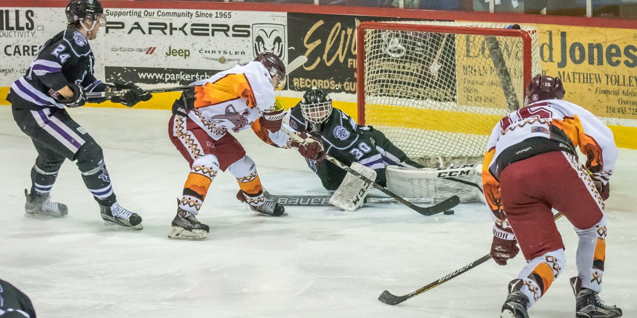 Weekend win and overtime loss clinch division first-place finish for Coyotes