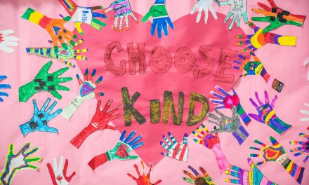 Random acts of  kindness are habit forming  and contagious