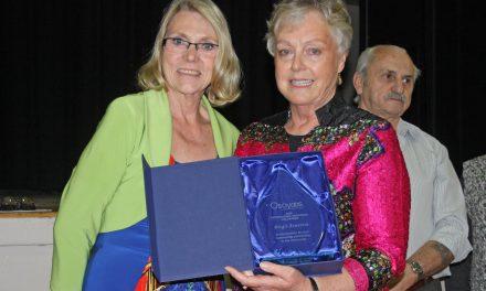 Volunteers who make Osoyoos great are honoured at appreciation banquet