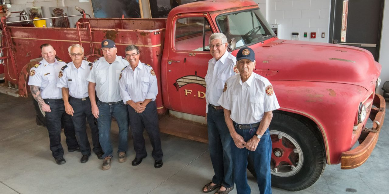 Firefighters to restore 1953 Osoyoos truck to glory