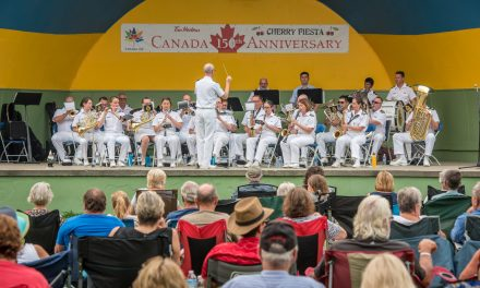 VIDEO: RCN's Naden Band draws record crowd to Osoyoos Music in the Park