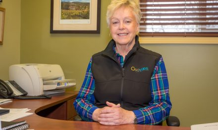 VIDEO: Incumbent mayoralty candidate Sue McKortoff – being mayor is part of her life as a community volunteer