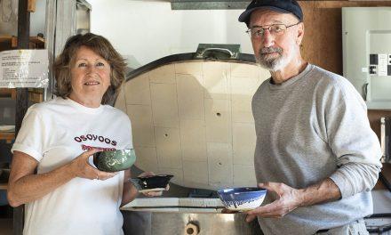 Potters prepare for Desert Sun's Empty Bowls Fundraiser