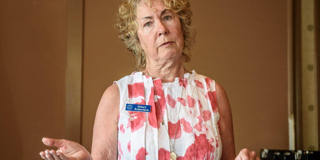 Local woman raises awareness of debilitating disease