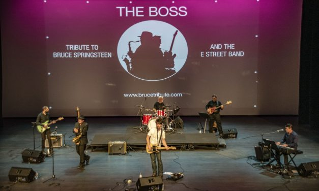 Bruce Springsteen tribute act at Frank's