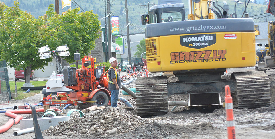 Town to award capital works projects