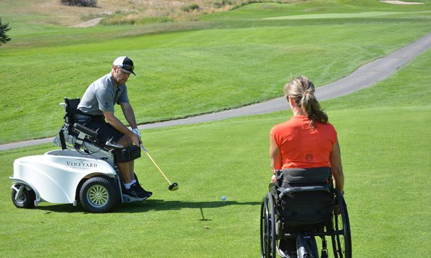 TOTA golf tournament in Oliver to benefit many
