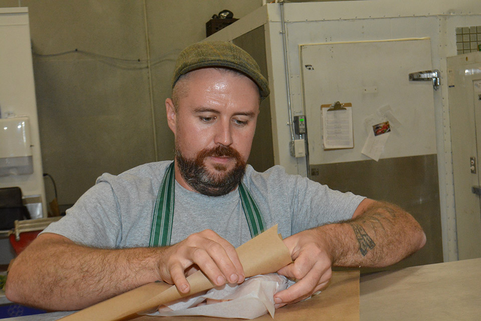 Chop-chop! Busy butcher opens in town