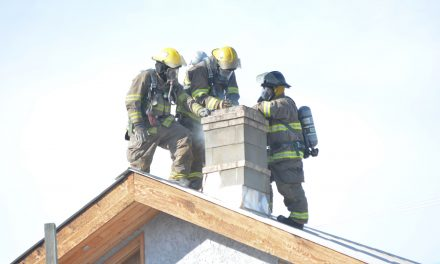 Firefighters respond to chimney fire on Main Street