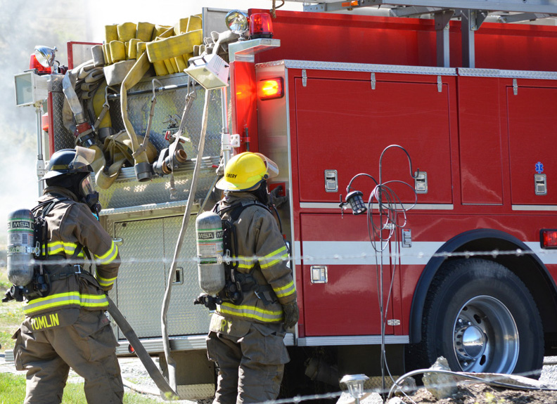June busy for firefighters