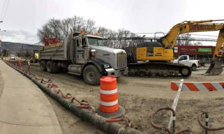 Fairview Road construction now open 24 hours