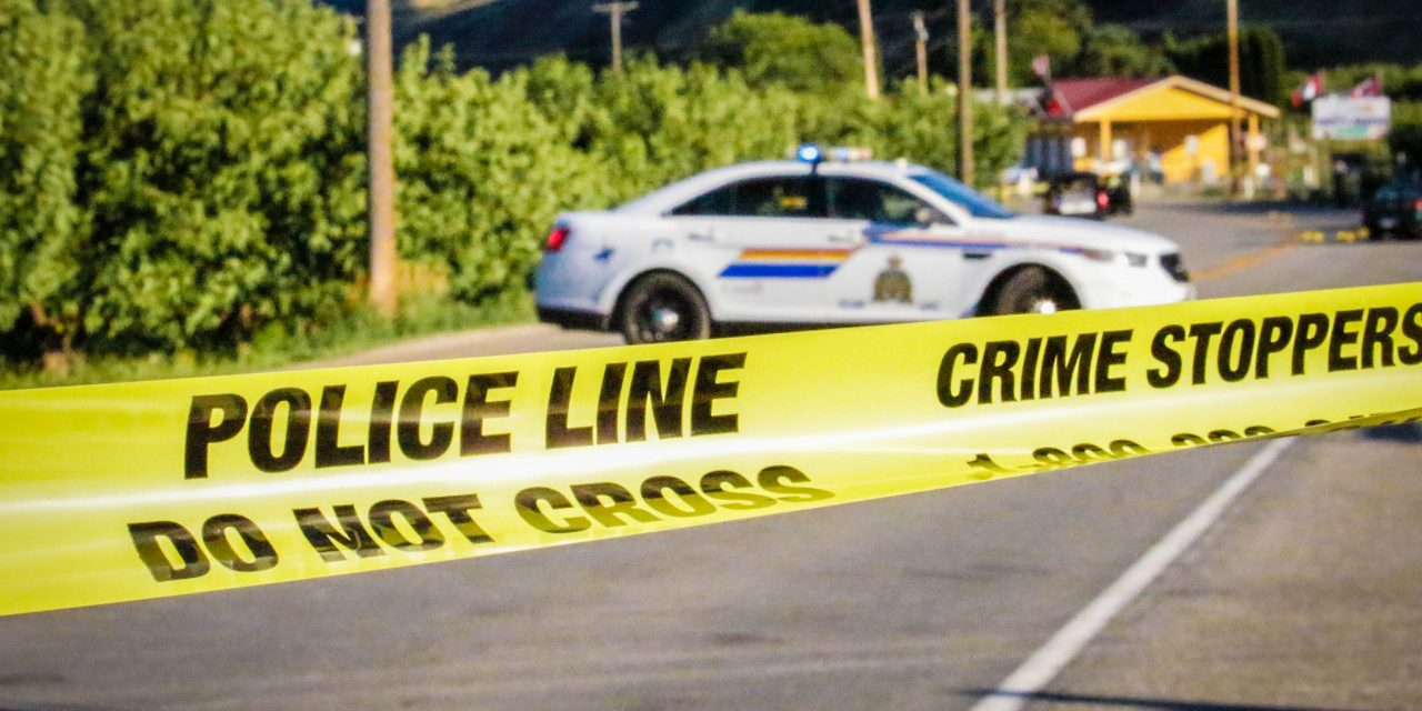RCMP seek witnesses to shots fired on Osoyoos Lake Sunday