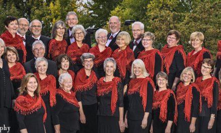 Musaic voice ensemble brings repertoire to inspire