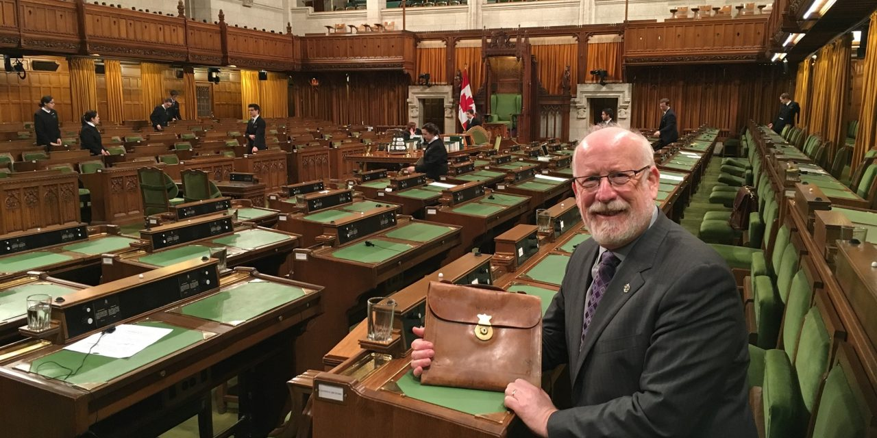 Cannings returns from NDP caucus meeting