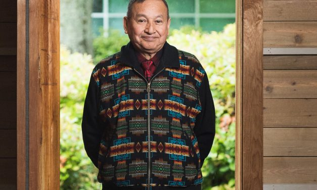Election BC: Grand Chief Stewart Phillip supports snap election