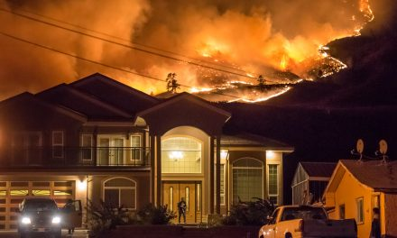 Evacuation order downgraded to alert for Testalinden Creek fire; fire 40 per cent contained