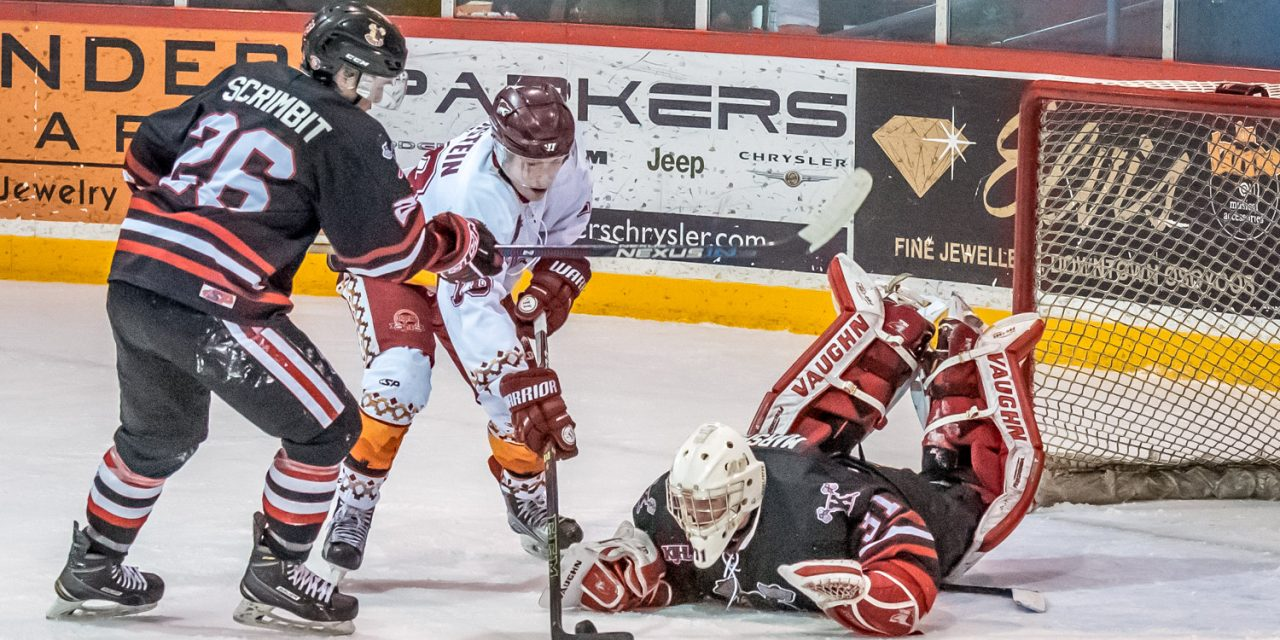 Two wins in a row keep Coyotes comfortably in first place