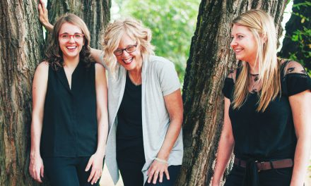 Shari Ulrich Trio a triple dose of stunning harmonies