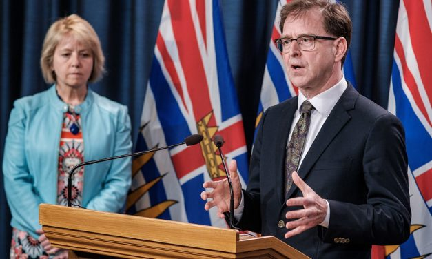 LIVE: Government of B.C.'s update on COVID-19 (April 14)