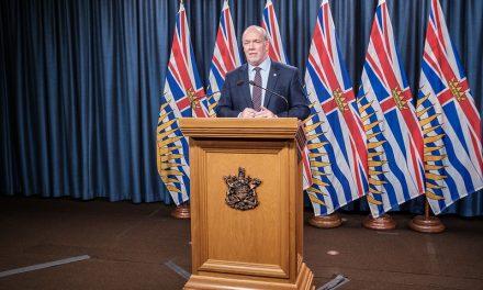 Premier unveils B.C. Restart Plan