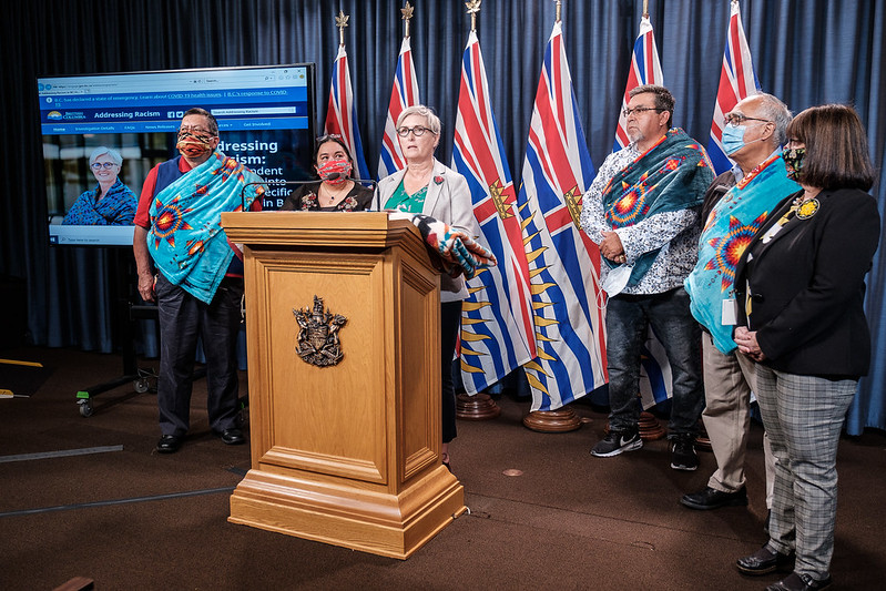 Investigation into alleged anti-Indigenous racism in B.C.'s health care system underway