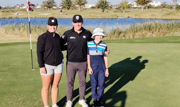 Osoyoos golfer returns from tournaments in Spain