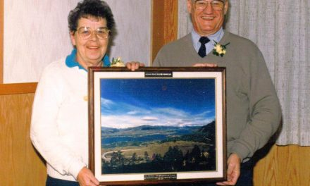Former Osoyoos mayor Bob Frost loved this community, says proud son