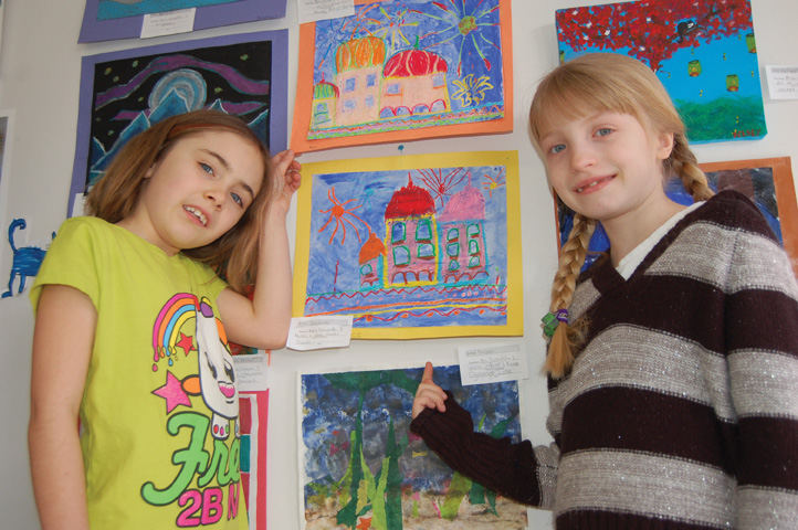 Gallery ready to 'overwhelm you with art'