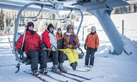 Skiers and snowboarders reminded Mt. Baldy remains open with events during March Break