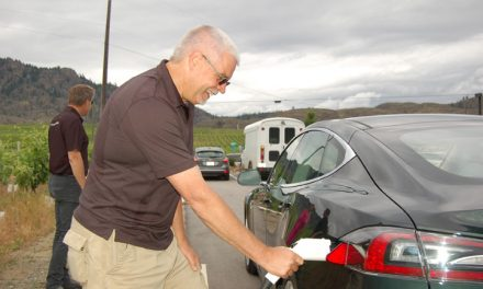 Black Hills gets charge out of helping environment