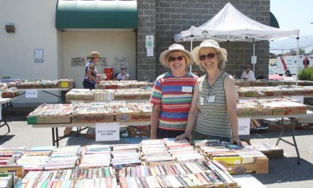 Library Friends calling on 'muscle' to save book sale