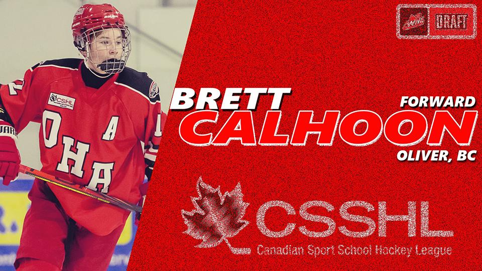 WHL draft Oliver boy's dream