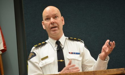 Top cop developing new strategy for rural RCMP