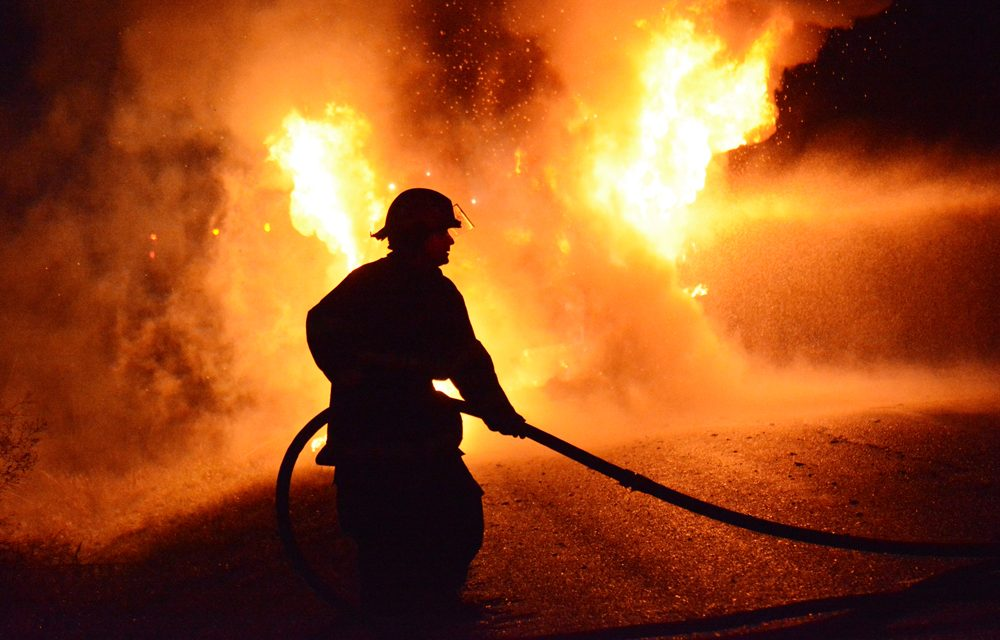 Fire chief reports record number of calls