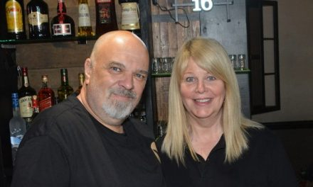 Movie-like romance behind new pub in Oliver