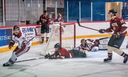 COYOTES TIE SERIES WITH 2-1 VICTORY OVER KELOWNA CHIEFS
