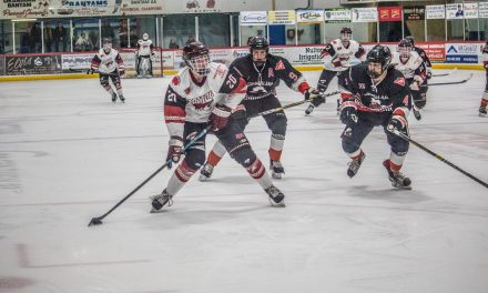 Coyotes start playoffs with 10-1 loss