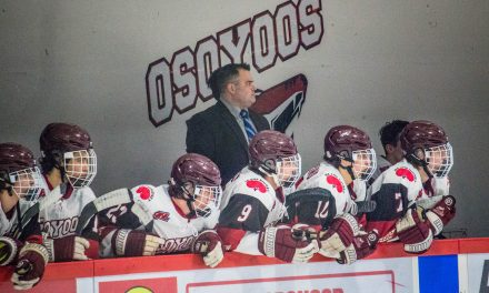 Coyotes keeping their chin up after tough overtime loss
