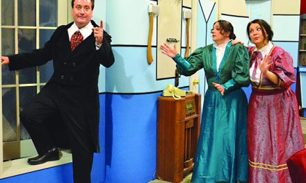The Game's Afoot whodunit coming to Venables