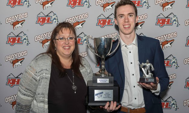 Coyotes end season with awards gala