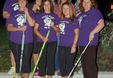 Hockey moms ready conquer Vancouver