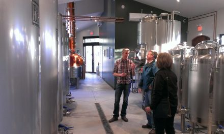 Photo day at Dubh Glas Distillery, just north of Oliver at Gallagher Lake