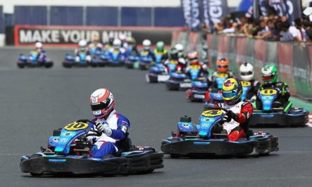 Anyone can race at Area 27's new Kartplex track