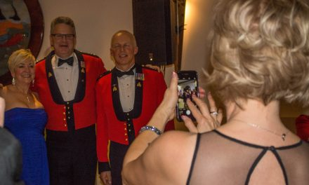 Local first responders celebrated at new gala fundraiser
