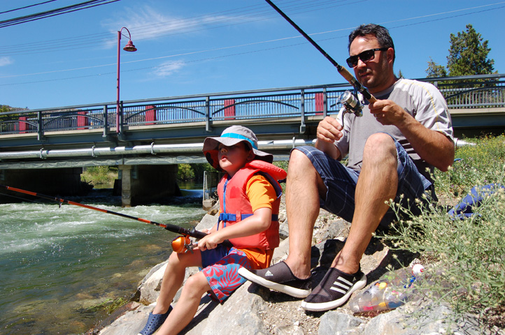 Salmon fishing on Osoyoos Lake opens to public July 31
