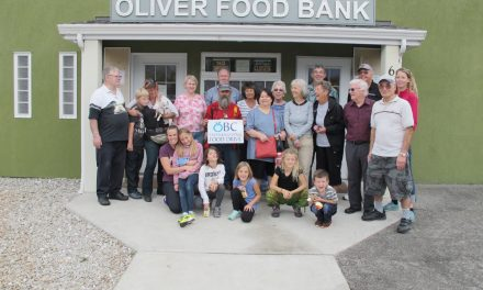 Local food drive underway