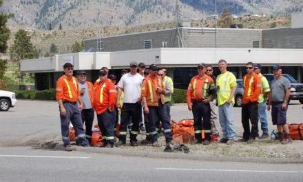 FortisBC crews restore power