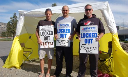 FortisBC lockout may drag out even longer