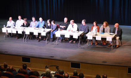 Town of Oliver candidates tackle questions at forum