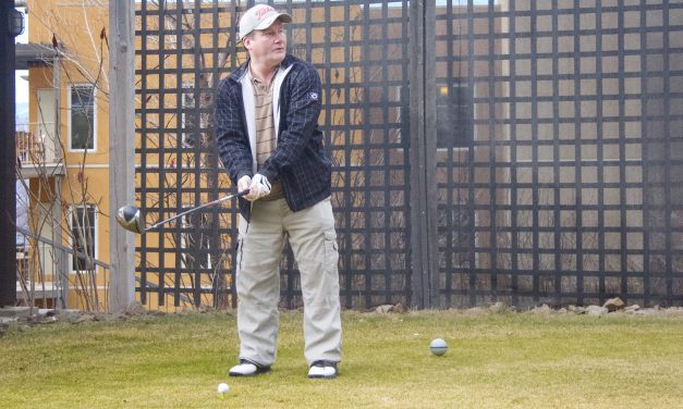 Golf season tees off early in Osoyoos